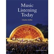Music Listening Today , 4th Edition