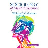 Sociology of Mental Disorder Plus MySearchLab with Pearson eText -- Access Card Package