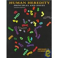 Human Heredity: Principles and Issues : With Infotrac
