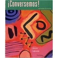 �Conversemos!, 3rd + Audio CD-ROM, 3rd Edition