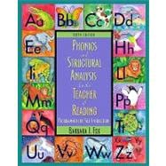 Phonics and Structural Analysis for the Teacher of Reading Programmed for Self-Instruction