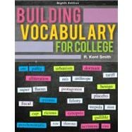 Building Vocabulary for College