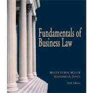 Fundamentals of Business Law (with Online Research Guide)
