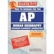 Barron's How to Prepare for the AP Human Geography Exam