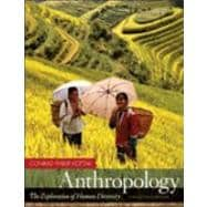 Anthropology: The Exploration of Human Diversity + Student CD-ROM + Powerweb