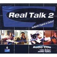 Real Talk 2 Authentic English in Context, Classroom Audio CD