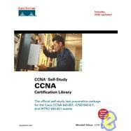 CCNA Certification Library (CCNA Self-Study, exam #640-801)