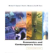 WSJ ECONOMICS AND CONTEMPORARY ISSUES 5E