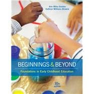 Beginnings & Beyond Foundations in Early Childhood Education