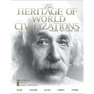 Heritage of World Civilizations, The: Teaching and Learning Classroom Edition, Volume 2