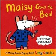 Maisy Goes to Bed : A Maisy Classic Pop-up Book