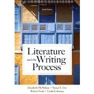 Literature and the Writing Process with NEW MyLiteratureLab, 10/e
