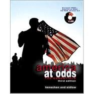 America at Odds The Essentials (with CD-ROM and InfoTrac)
