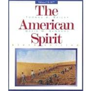 American Spirit, Volume 1 : To 1877