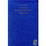 Novum Testamentum Graece. Taschenausgabe