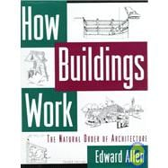 How Buildings Work : The Natural Order of Architecture