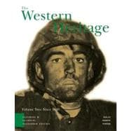 Western Heritage, Volume 2, The: Teaching and Learning Classroom Edtion