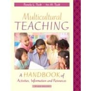 Multicultural Teaching : A Handbook of Activities, Information, and Resources