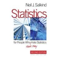 Statistics for People Who (Think They) Hate Statistics : Excel 2007 Edition
