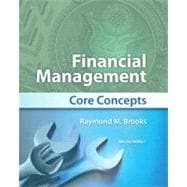 Financial Management Core Concepts