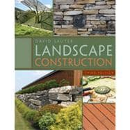 Landscape Construction, 3rd Edition
