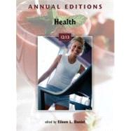 Annual Editions : Health 12/13