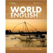 World English 2 Student Book + CD-Rom Package