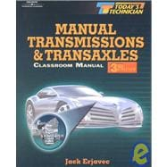 Today's Technician : Manual Transmissions and Transaxles CM