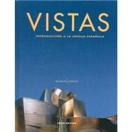 Vistas 3/e Student Edition w/Supersite Passcode