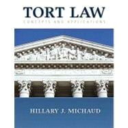 Tort Law : Concepts and Applications