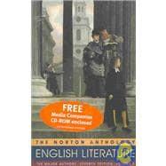 The Norton Anthology of English Literature, the Major Authors: The Romantic Period Through the Twentieth Century