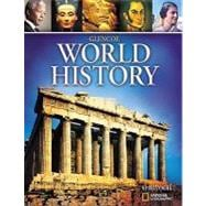 Glencoe World History, StudentWorks Plus DVD
