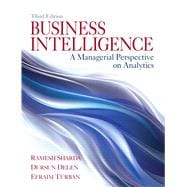 Business Intelligence A Managerial Perspective on Analytics