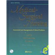 Medical-Surgical Nursing Single Volume Text and Virtual Clinical Excursions 3.0 Package