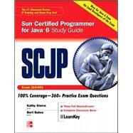 SCJP Sun Certified Programmer for Java 6 Study Guide Exam 310-065