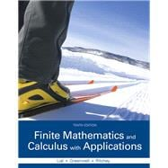 Finite Mathematics and Calculus with Applications Plus MyMathLab with Pearson eText -- Access Card Package