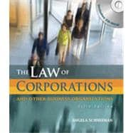 Law of Corporations and Other Business Organizations, 5th Edition