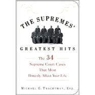 The Supremes' Greatest Hits The 34 Supreme Court Cases That Most Directly Affect Your Life