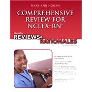 Pearson Reviews & Rationales Comprehensive Review for NCLEX-RN