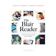 Blair Reader, The, with NEW MyCompLab with eText -- Access Card Package