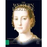 Western Heritage, The: Teaching and Learning Classroom Edition, Combined Volume