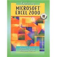 Exploring Microsoft Excel 2000