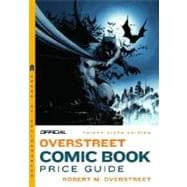The Official Overstreet Comic Book Price Guide, 36th Edition