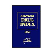 American Drug Index 2002