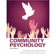 Community Psychology Plus MySearchLab with eText -- Access Card Package
