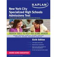 Kaplan New York City Specialized High Schools Admissions Test