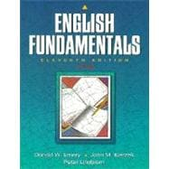 English Fundmentals : Form A