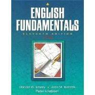 English Fundmentals : Form A