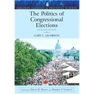 The Politics Of Congressional Elections- (Value Pack w/MySearchLab)