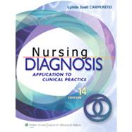 Nursing Diagnosis : Application to Clinical Practice